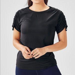 Cashel Short-Sleeve Tee Top size L